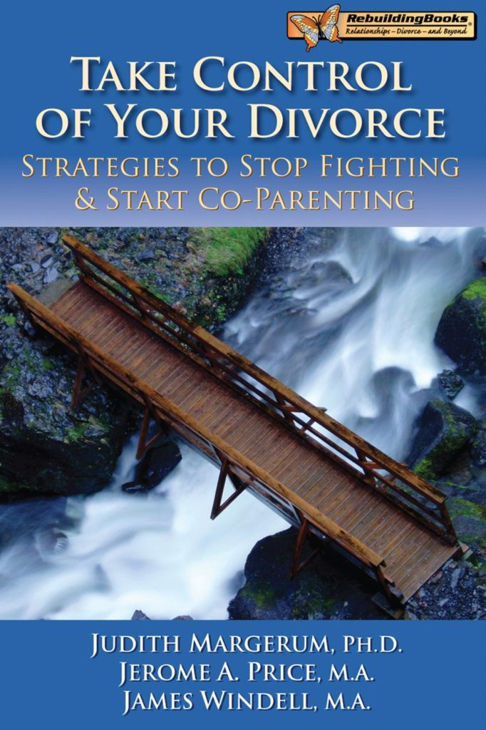 Cover image of the book Take Control of Your Divorce